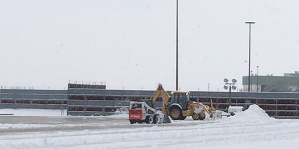 BWI Snow Removal
